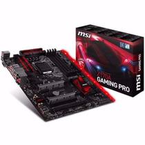 Motherboard Gamer Msi Z170a Gaming Pro Ddr4 Intel 1151 I7 I5