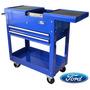 Gabinete Metalico Porta Herramientas Rodante Ford Tools 032