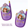 Walkie Talkies Princesita Sofia Original Intercomunicador