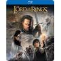Blu Ray El Señor De Los Anillos Steelbook Edition Nuevo