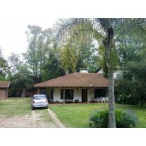 Casaquinta Benavidez Zona La Bota - Parque Arbolado- Piscina