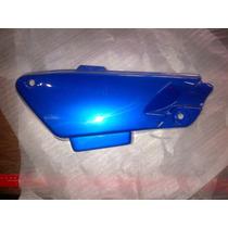 Cacha Inferior Motomel Eco Azul Derecha - Dos Ruedas Motos