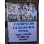 Video Velez Campeon Clausura 1996