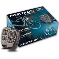 Alarma Para Motos Positron Mpx100 Fx - Full Version