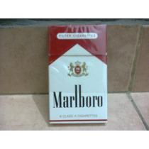 Marlboro 6 Box - Usa - Not Por Sale