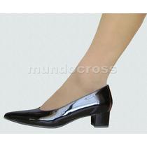 Alta, Pie Grande? Zapatos Stilettos Clásicos Negros 40 Al 44