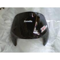 Frente Zanella Zb110 Mod. G4 Negro - Dos Ruedas Motos