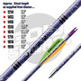Easton Jazz 1716 - 1916 Arrow Shafts