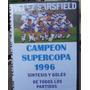 Video Velez Campeon Supercopa 1996