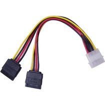 Cable Power Sata Doble Molex A 2 Sata