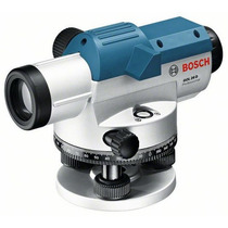 Nivel Optico Marca Bosch, Modelo Gol 26 D Con Tripode Y Mira