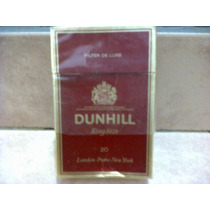 Dunhill Ks - Inglaterra . Singapur - 80´s