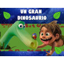 Kit Imprimible Candy Bar Un Gran Dinosaurio Golosinas Y Mas