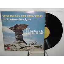 Los Cantores De Quilla Huasi Sentencias Vinilo Argentino