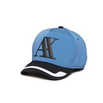 Gorra Armani Exchange Raised Logo / Bajo Pedido_exkarg