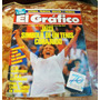 Vieja Revista El Grafico N° 3575 De 1988, Martin Jaite