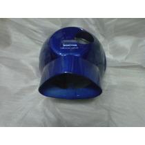 Cubre Opticas Motomel Max 70-110 Azul - Dos Rueda Motos