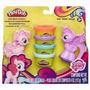 Masa Play Doh My Litlle Pony Hasbro - Jugueteria Aplausos