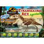 Rompecabezas 3d Dinosaurio Rex A.