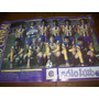 Solo Futbol 221 - Poster Rosario Central / Mini Quilmes