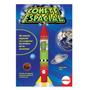 Cohete Espacial Original Antex Vuela De Verdad! El De Tv