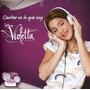 Cd Musica Violeta Cantar Es Lo Que Soy Cerrado Original Sm