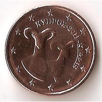 Chipre, Euro Cent, 2011. Brillante Sin Circular
