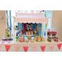 Alquiler Kiosco / Candy Bar Monster High Shabby Chic