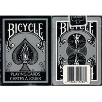 Cartas Naipes Bicycle Silver - Ed Limitada