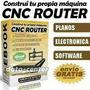 Kit Imprimible Router Cnc + Electronica + Envio Gratis