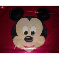 Cotillon Mickey Minnie Globos Metalizados 18 Pulgadas