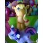 Adorno Para Torta Mi Pequeño Pony Porcelana Fría