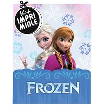 Kit Imprimible Frozen De Disney - Candy Bar - Editable