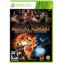 Juego Xbox 360 Mortal Kombat: Komplete Edition Ntsc Español