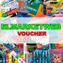 Voucher Especial Productos De Libreria / Insumos Elmarketweb