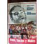 Poster Feos Sucios Y Malos Con Nino Manfreddi Carlo Ponti