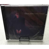 Cd Elton John Love Songs Nuevos + Cd De Regalo Bersuit