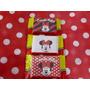 Candy Bar Especial De Minnie - 10 Chicos/60 Golosinas !!!