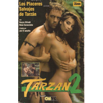 Rocco Siffredi Tarzan 2 Porno Video Vhs Original