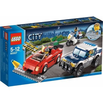 Lego City 60007 High Speed Chase 283 Piezas