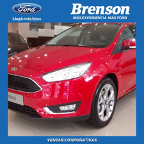 Nuevo Ford Focus 2.0 Se Plus At 5ptas. Venta Directa Ford Ah