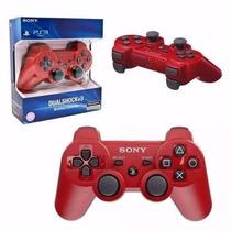 Joystick Ps3 Sony - Inalambrico Colores (envío Gratis!)