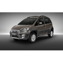 Fiat Idea Adventure 1.6 16v ( Entrega Inmediata Pack Loker/