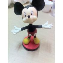 Adorno De Mickey Mouse En Porcelana Fría