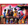 Dragonball Dbz Dragon Ball Hg 20-1 Color Set De 6 Gashapones
