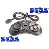 X2 Joysticks Sega Genesis 6 Botones Local !!! Museum Games