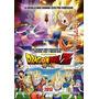 Poster Cine Original Afiche Dragon Ball Z Batalla Dioses
