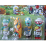 Excelente Blister Set Muñecos De Plants Vs Zombies 14 Cm