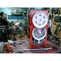 Sobadora (ablandadora) De Cuero Crudo Electrica Con Motor