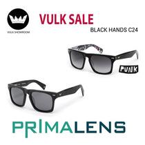 Vulk Sale Anteojo De Sol Black Hands Punk